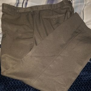 Van Heusen grey dress slacks